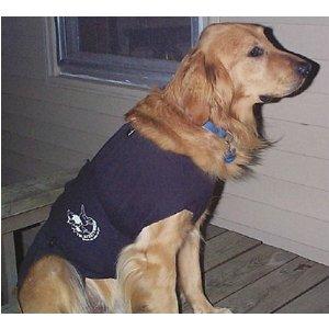 dog anxiety wrap