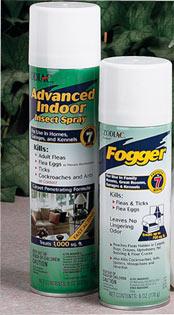 flea and tick fogger