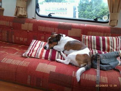 fudge,in the caravan! xoxo
