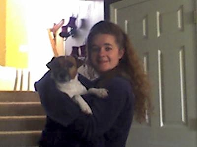 Sheri and Lucky