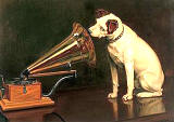 RCA dog Nipper
